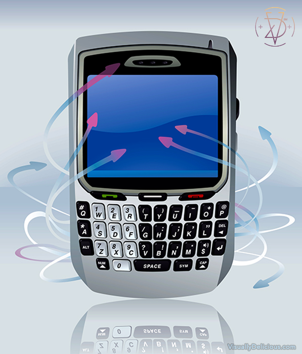 BlackBerry 8700 Motion