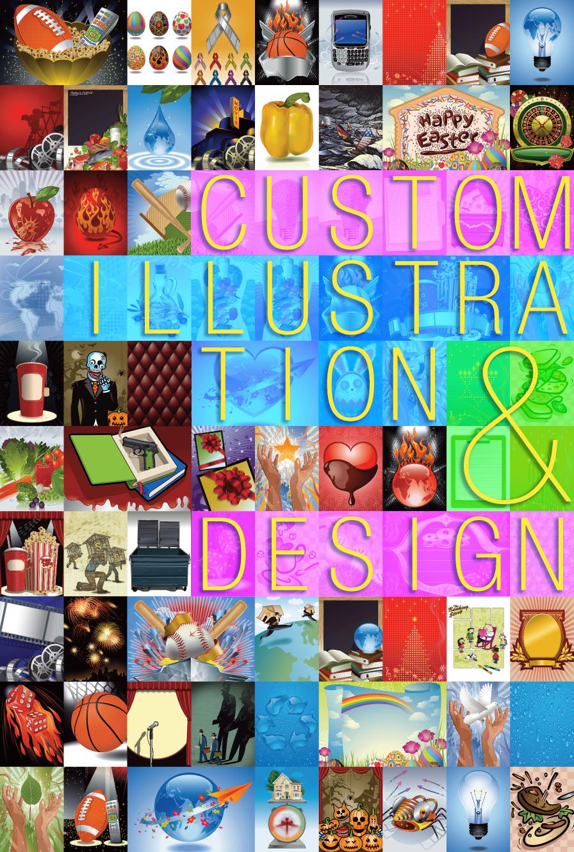 Custom Illustration & Design by Visually Delicious