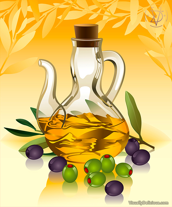 Illustration used for food menu.
