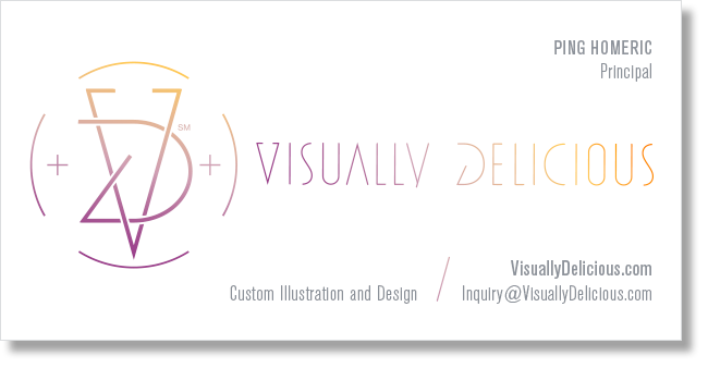 VisuallyDelicious-BusinessCard