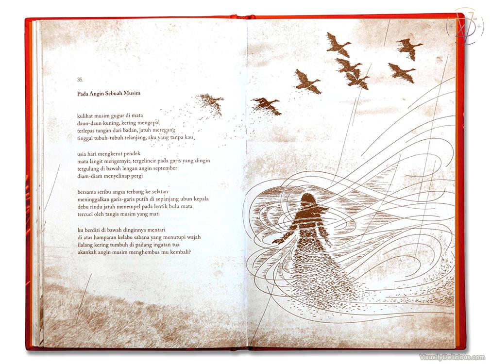 Karamel – Poem Book Illustration