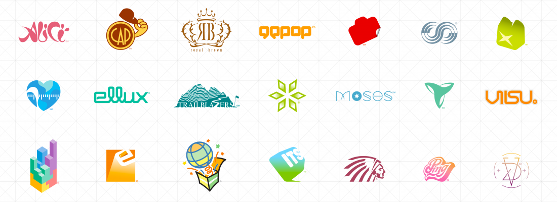 Logo and Mark Designs by Visually Delicious