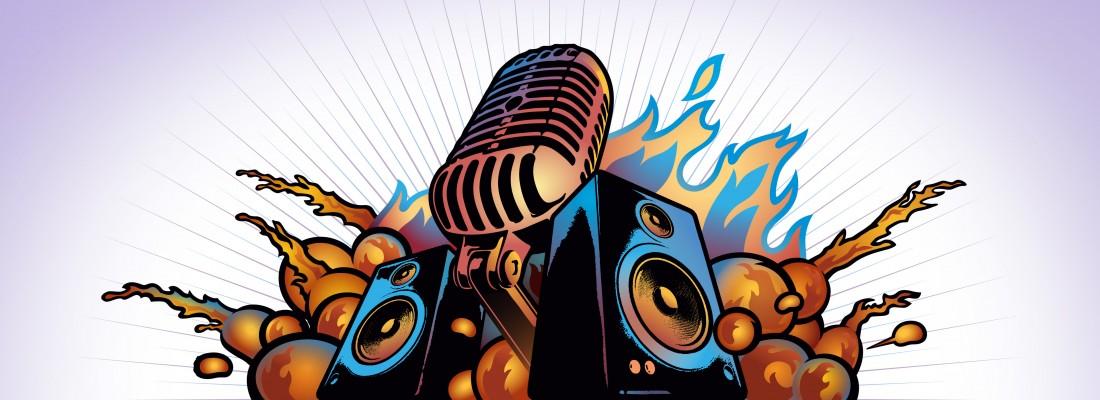 Illustration for KraveLive Music Entertainment